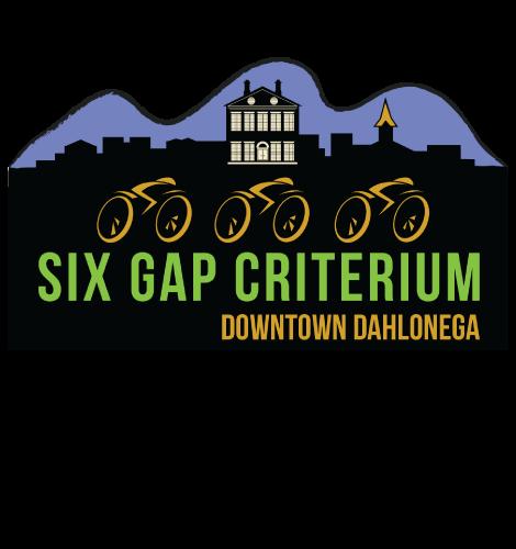 Six Gap Criterium REG Kiosk