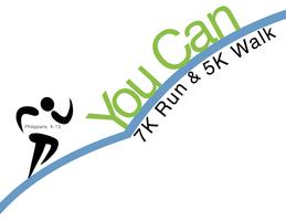 You Can 7K Run & 5K Walk