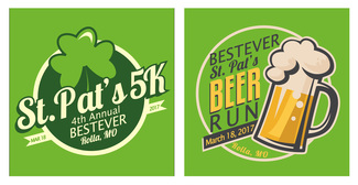 4th Best Ever St. Pat's 5K & Beer Run