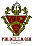 The Omega Chapter of Phi Delta Chi