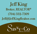 Jeff King, Savvy & Co