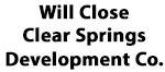Will Close