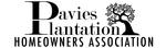 Davies Plantation Homeowners Association